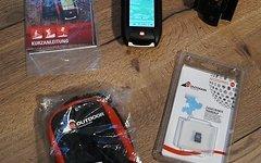 Falk Lux Navigation Outdoor  mit Zubehör u.a. Transalp Karte Vorführgerät (uvp. 589 Euro).