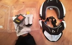 Leatt Brace DBX Ride 4 Größe L/XL White