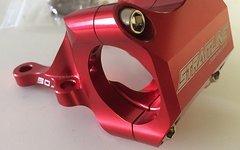 Straitline Components Direct Mount Vorbau rot 50 mm