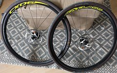 Aclass CXD6 Laufradsatz