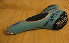 Selle Italia Turbomatic 4 Gel celeste Bianchi turbo matic