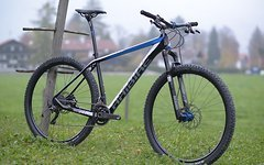 "Haibike Greed Team 29"" Carbon Hardtail 29er mit Sram X.0 & XTR"