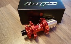 Hope Pro 4 Straightpull 12x142mm Hinterrad !!!