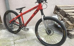 Cannondale Chase mit Fatty DLR