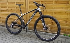 """Ghost Lector LC 8 2017 29"""" Sram XX1, Sid, Reverb, Tune LRS, Race Face Next SL"""