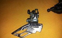 Shimano SLX Dyna-Sys M661 3-fach Umwerfer High Direct Mount