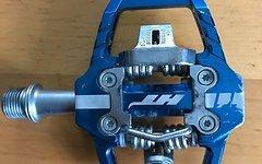 Ht Components HT T1 Enduro Race, Blau