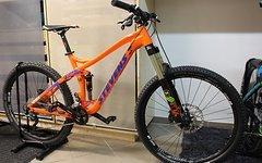 Stevens Fahrrad MTB Fully Stevens Whaka 27,5 650B 18 Zoll 48cm NEU Garantie