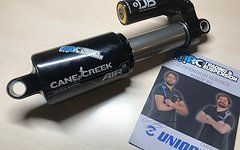 Cane Creek Double Barrel AIR 241mm *frischer Service*