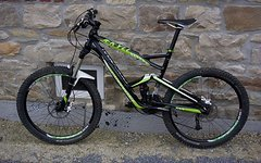 Cannondale Jekyll 4 Fully MTB 26""