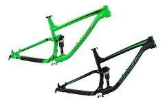 Transition Bikes SCOUT Rahmenkit inkl. RockShox Monarch RT3 Debonair Rear Shock XL