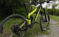 "Norco Range Carbon 2016 ""L"" Hope Rock Shox"