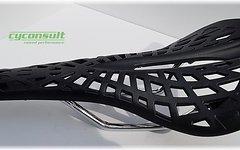 Cyconsult Spider Sportsattel / ca. 195g / *schwarz*