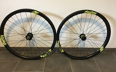 JRA Derby Carbon LRS 40mm - 27.5""