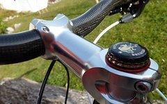 """La Strega Custom Bike """"Ahead Kron Kapp"""" Kronkorken Ahead Kappe 1 1/8"""" nur 6,9g"""