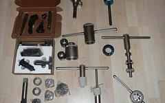 Park Tool Spezialwerkzeug Set