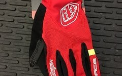 Troy Lee Designs ACE Gloves Red Größe M