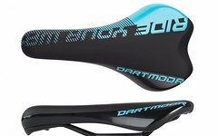 Dartmoor Trail Racing MTB SATTEL Schwarz_Blau - NEU