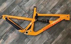 Santa Cruz Hightower CC Frameset MY18 Gr.M Gloss Mango and Orange