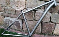 Lynskey / Bulls Tirone MTB 29er Titan Rahmen, 48cm