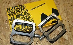 Nukeproof Horizon Pro SAM HILL Pedale Plattformpedale