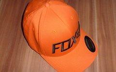 Fox Bringer Flexfit Hat Cap NEU Orange