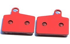 Brakepads.de Bremsbelag für Hayes Stroker Ryde organisch semi-metallisch, replacement