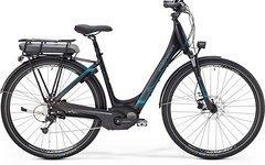 Merida E-SPRESSO CITY 410 DX 2016 schwarz / blau E-Bike