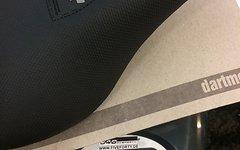 Dartmoor Lite Sattel schwarz/ grau