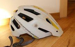 Cratoni Alltrack weiß - MTB Helm - Größe S/M