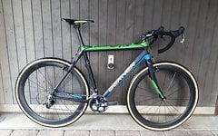 Berner Bikes CX Carbon Cyclocross 6,8kg-Tune Carbon LRS, SRAM Red