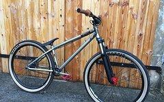 NS Bikes Suburban Park Dirt Street Bike *NEUwertig*