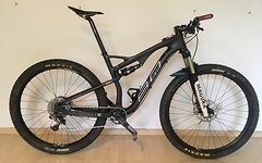 Bq Cycles 29er Fullsuspension Carbon