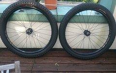 Specialized Roval Traverse 650B Boost Laufradsatz (mit/ohne) Reifen (FAST NEU)