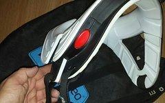 Moveo Neck Brace Dynamic White Weiß Nackenschutz Fahrrad Downhill Protektor