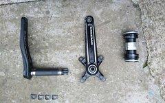 Raceface Turbine Kurbel inkl.  PF30 Lager 170mm/73mm
