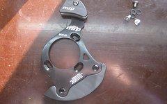 MRP AMg V2 Kettenführung Aluminium 1x11 ISCG 05