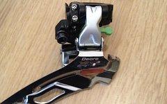 Shimano XT 771 3 Fach Umwerfer
