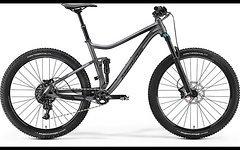 """Merida One-Twenty 7.800 Mountainbike Bike MTB Fahrrad Fully 27,5"""" Trial"""