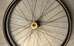 Tune Carbon Laufrad Tune King Kong Boost + Sapim CX Ray + 35mm Carbonfelge 29 Zoll VR