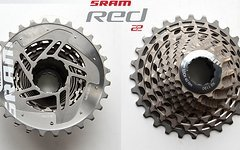 SRAM RED Kassette XG-1190 - 11 fach 11-28 NR548