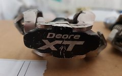 Shimano XT PD-M770 - oldie but goldie