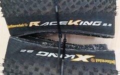 "Continental RaceKing+XKing 27,5"" x 2,2"" Faltreifen Protection"