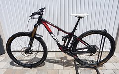 BMC Trailfox TF01 XX1 Team Red