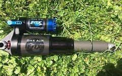 Fox DHX 5.0 Air 241x76mm Neu!