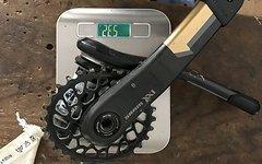 SRAM XX1 Kurbel Carbon BB30 175mm Q164