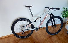 Specialized Epic S-Works WC 29er Carbon 2015 Rahmen incl. Brain Dämpfer