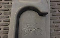 Cycloc Endo Fahrrad Halterung schwarz