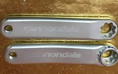 Cannondale Hollowgram SI MTB / Road Kurbelarme 172,5mm, BB30 Crank ca. 330 Gramm
