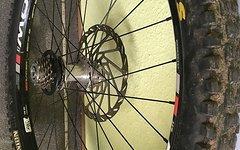 Stans Notubes Flow Ex Laufradsatz inkl Reifen mit Hope Pro 4 Naben 150x12